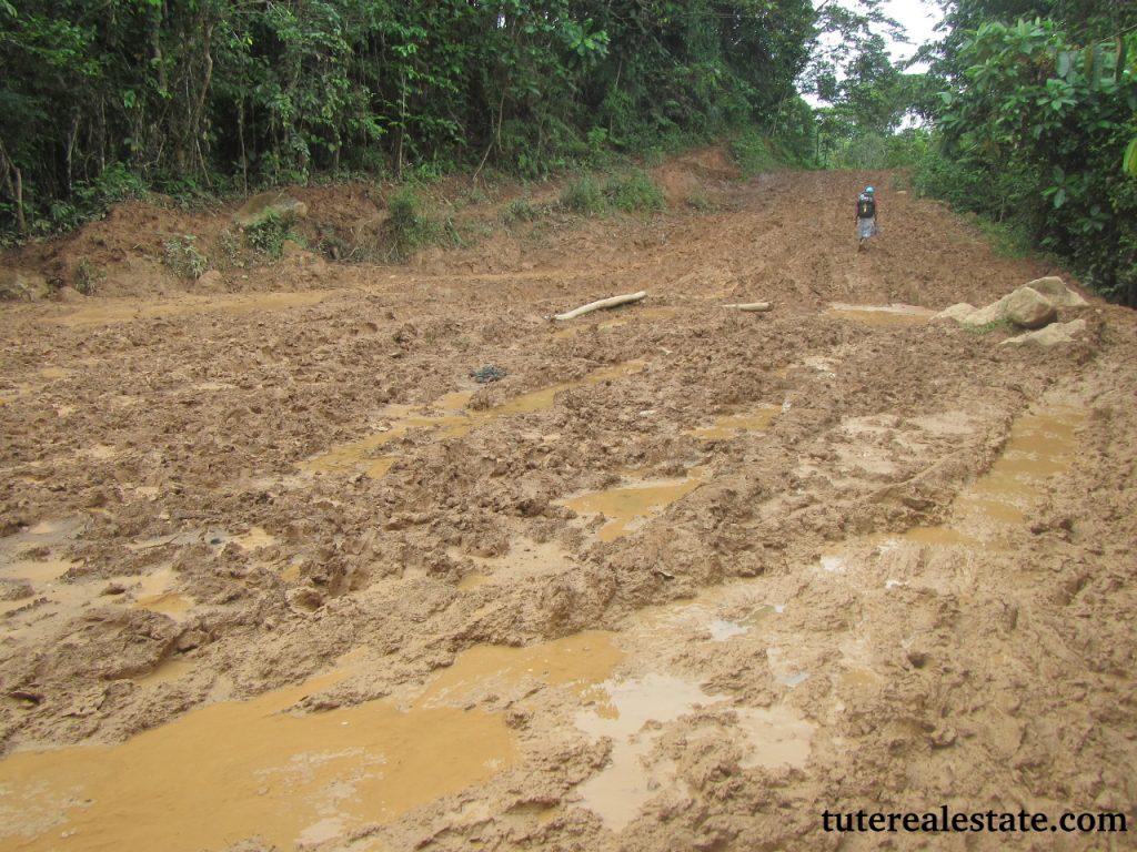 mud road01 rio luis